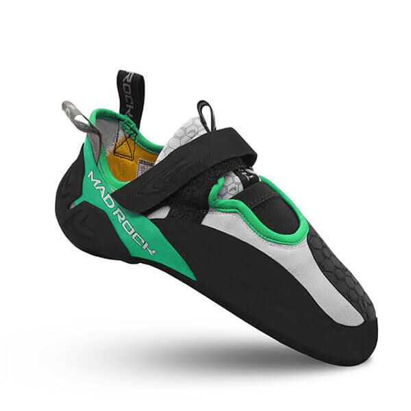 Zapato de escalada Drone LV Green 1
